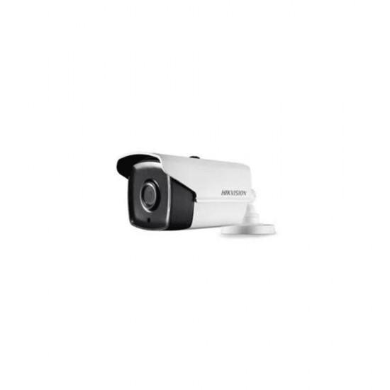 Hikvision DS-2CE16H0T-IT5F،كاميرا مراقبة، كاميرا مراقبة ميجا بيكسل 5، 6 ملم ، بلاستيك ، إضاءة ليلية تصل إلى 80 متر
