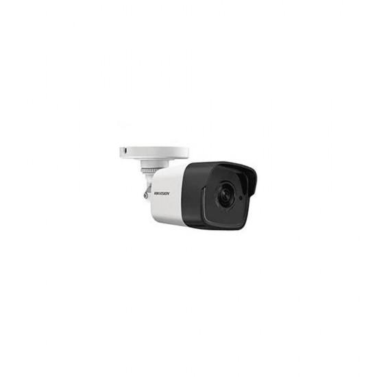 Hikvision DS-2CE16H0T-ITPF،كاميرا مراقبة، ميجا بيكسل 5، 3.6 ملم ، بلاستيك ، إضاءة ليلية تصل إلى 20 متر
