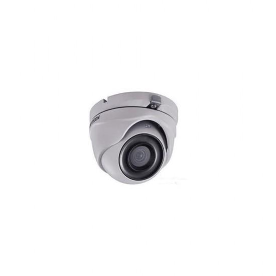 Hikvision DS-2CE56H0T-ITMF،كاميرا مراقبة، ميجا بيكسل 5، 2.8 ملم ، معدن ، إضاءة ليلية تصل إلى 20 متر