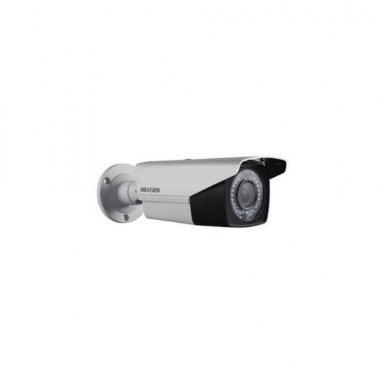Hikvision DS-2CE16D0T-VFIR3F،كاميرا مراقبة ميجا بيكسل 2، 2.8-12 ملم، بلاستيك، إضاءة ليلية تصل إلى 40 متر