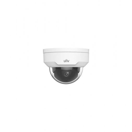 Uniview IPC328LR3-VSPF28-D،كاميرا مراقبة ميجا بيكسل 8، 2.8 ملم، إضاءة ليلية تصل إلى 30 متر