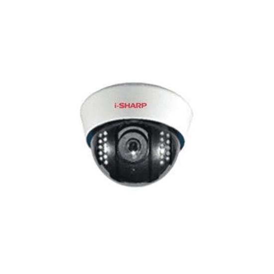 iSHARP CSV40-HD1 كاميرا مراقبة، ميجا بيكسل 1.3، 2.8-12 ملم، بلاستيك، إضاءة ليلية تصل إلى 25 متر