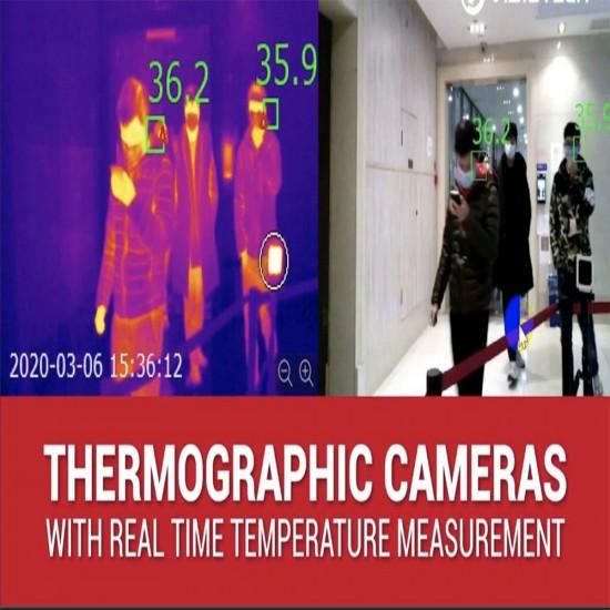 Integrated wrist temperature measurement system CW180