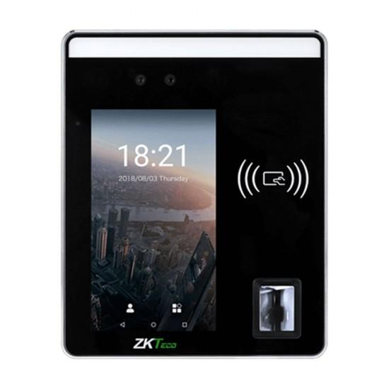 ZKTeco SPEED FACE-H5L، جهاز بصمة حضور وانصراف واكسس كنترول لعدد 6000 بصمة وجه